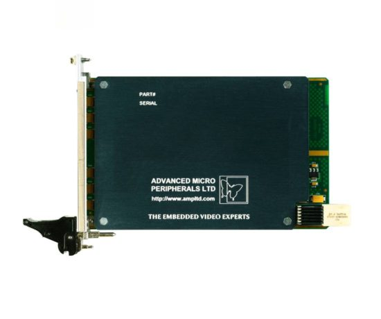 CompactPCI Serial RS343 H264 Encoder