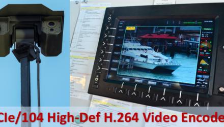 VCoderH264-HD PCIe104 Encoder